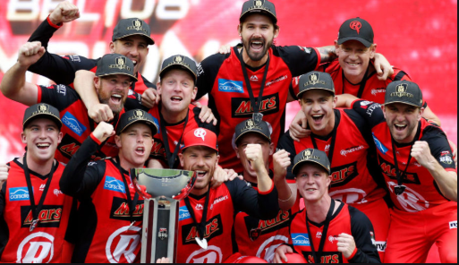Winner of 2018-19 Big Bash League