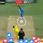 today Ind vs aus live match streaming online