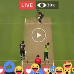 Today Live Pakistan vs New Zealand 2nd T20