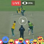 Ptv Sports Live Pakistan vs South Africa 1st T20
