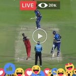 Live today IPL MI v RCB 1st T20 Match